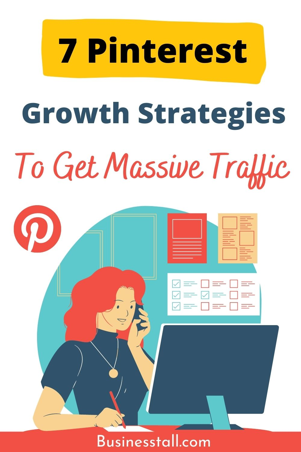 7 Pinterest Growth Strategies to Increase Traffic